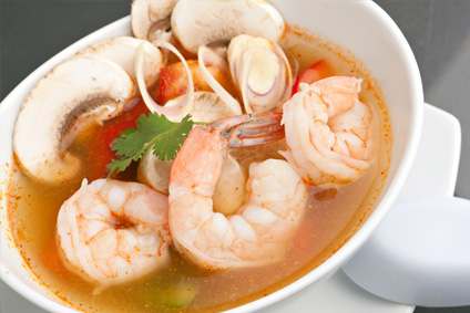 "Dukan  Diet  Dukan Diet recipes  Dukan spicy shrimp soup""width="