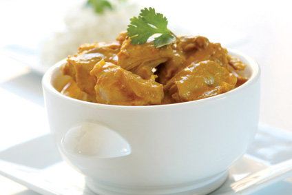 Dukan Coronation Chicken